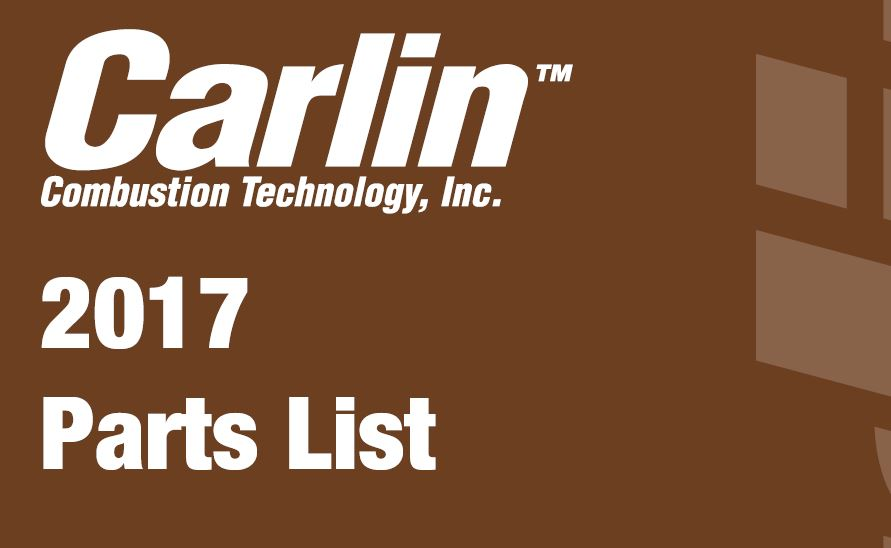 2017 Price List carlin combustion technology, inc carlin 60200 wiring diagram at virtualis.co