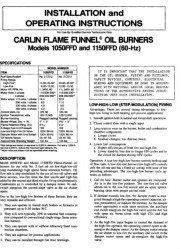 product literature carlin combustion technology inc rh carlincombustion com User Manual PDF User Manual PDF
