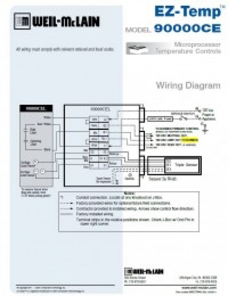 weil mclain ez temp model 90000 wiring diagram carlin combustion weil mclain ez temp model 90000 wiring diagram
