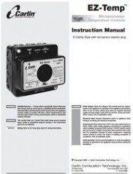 EZ Temp Instructions
